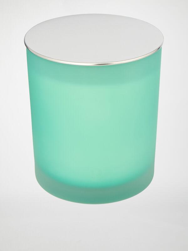 Duftkerze im Glas