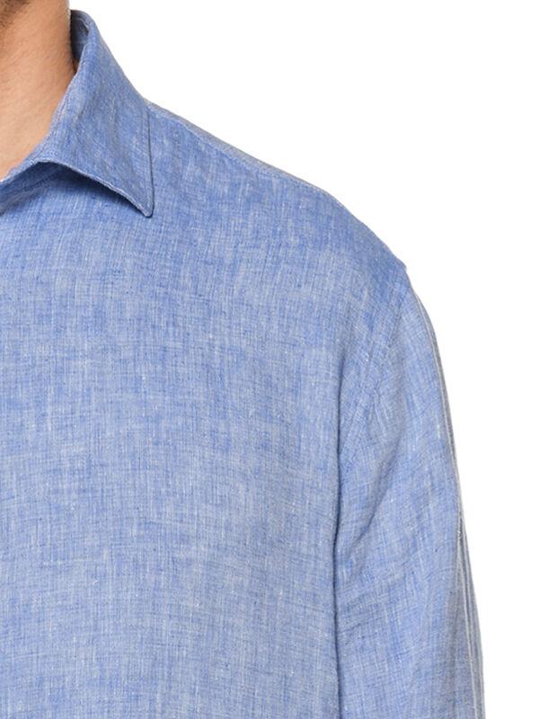 Leinenhemd Regular Fit