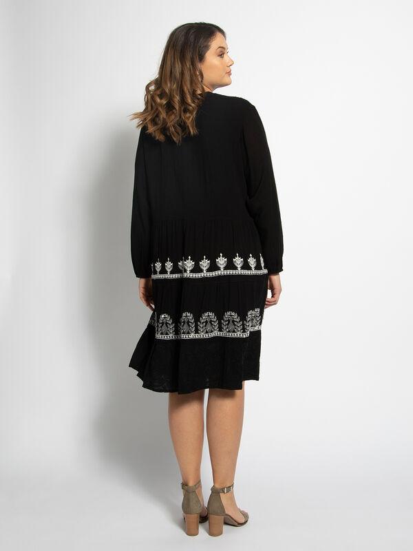 Kleid (größe Größen)