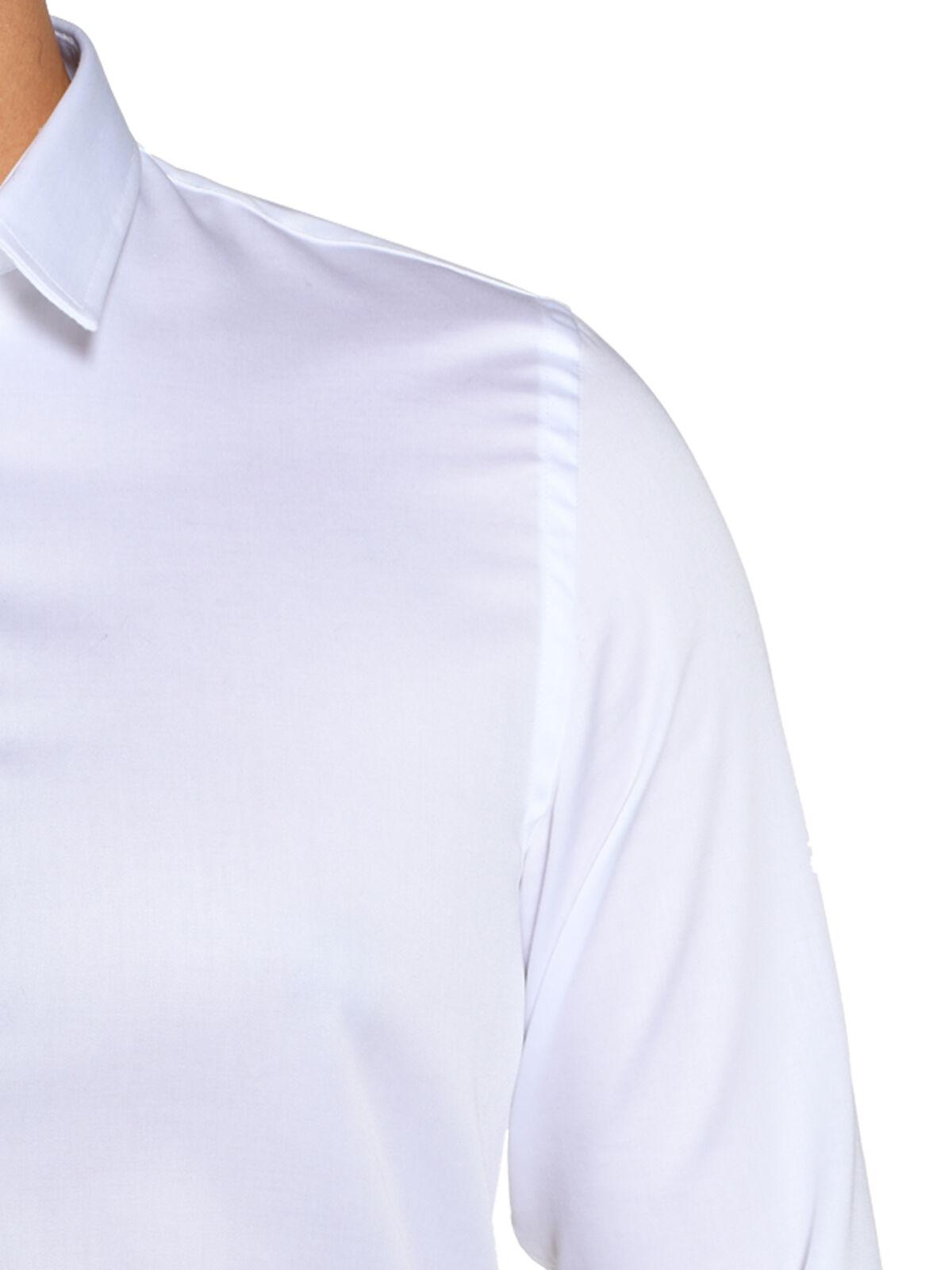Manschettenhemd Slim Fit