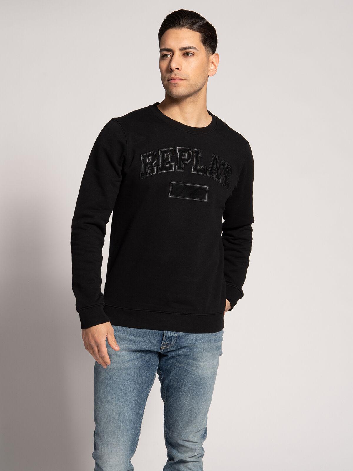 Replay Sweatshirt | Bibloo.at