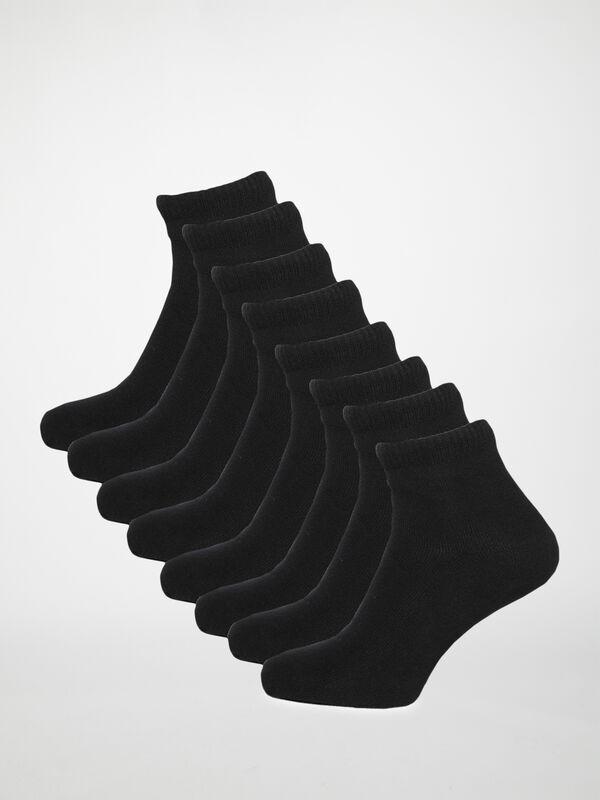 Sneakersocken 8er Set