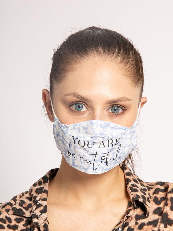Mund- und Nasenmaske 2er Set