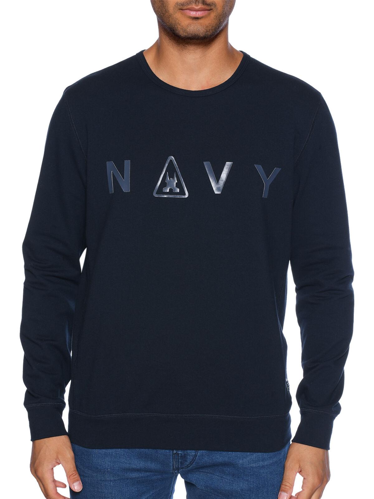 Gaastra Rough Sea Crew Sweatshirt navy | Dress for less