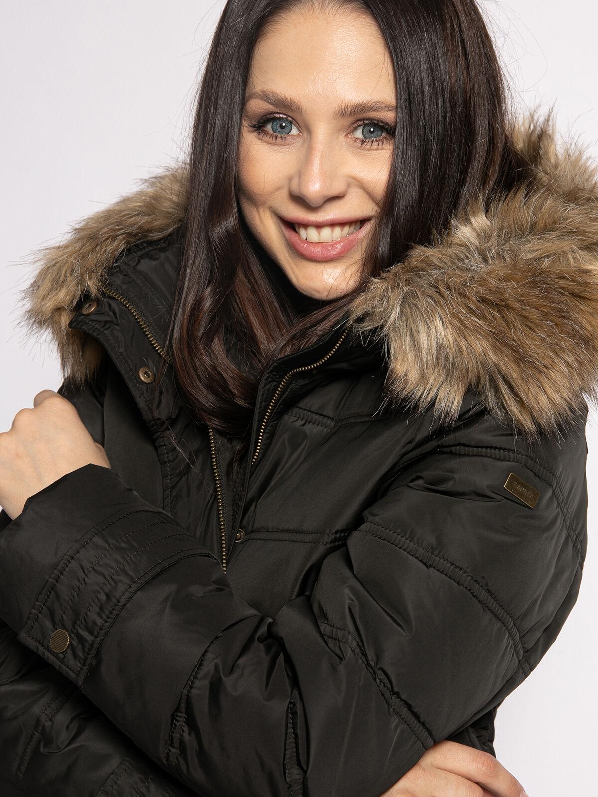 Esprit Damen Winter Jacke XXL