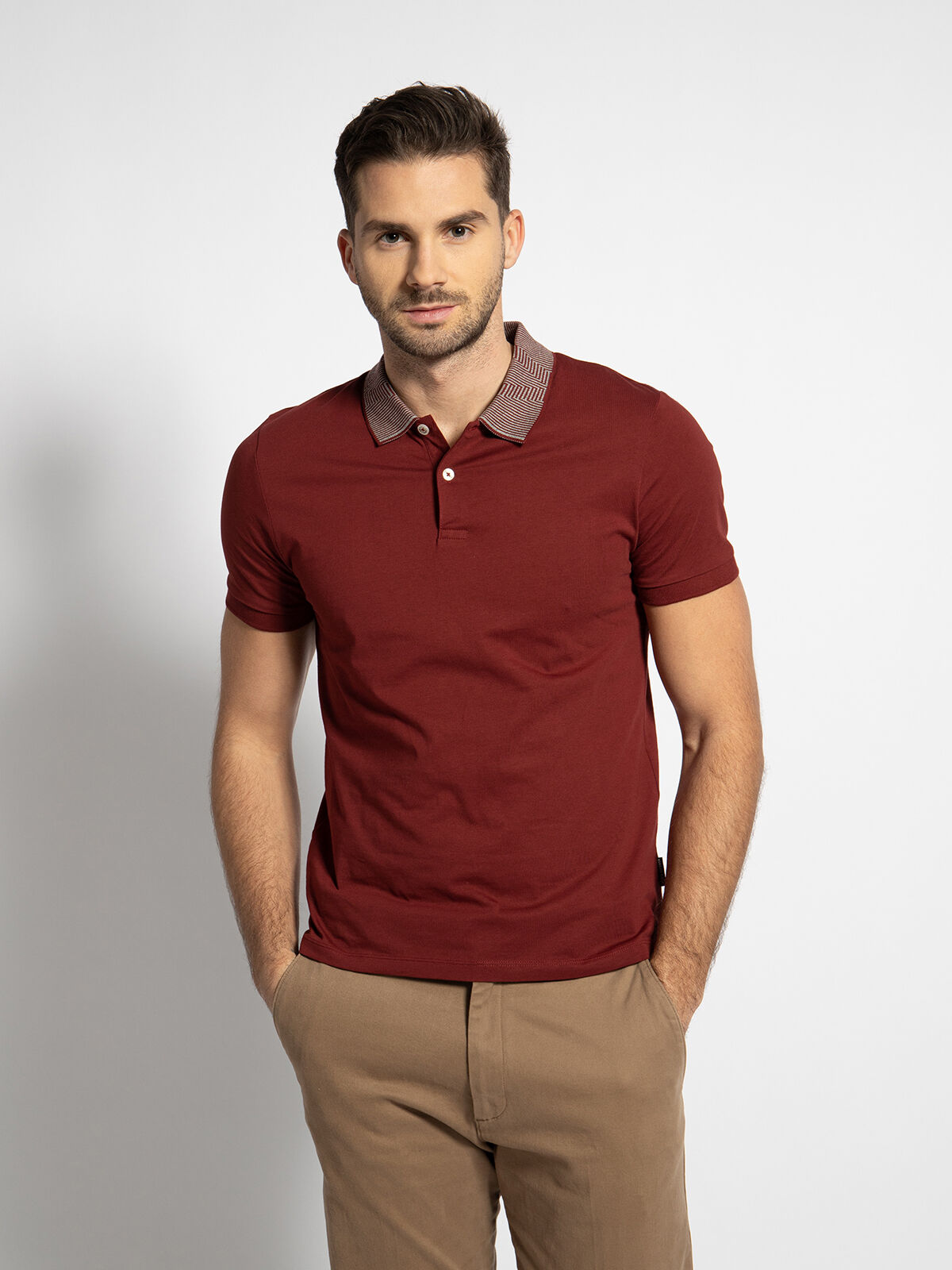 Poloshirt Slim Fit