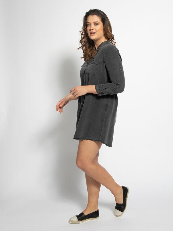 Kleid (große Größen)