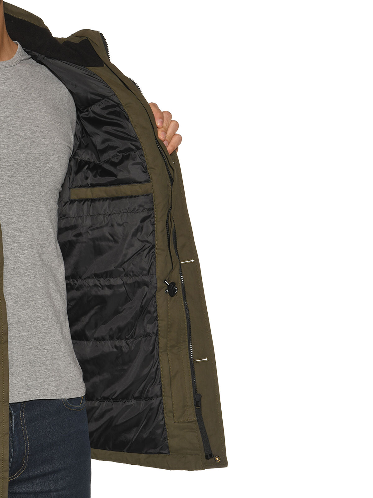 DAMEN JACKE 3 IN 1 TOM TAILOR