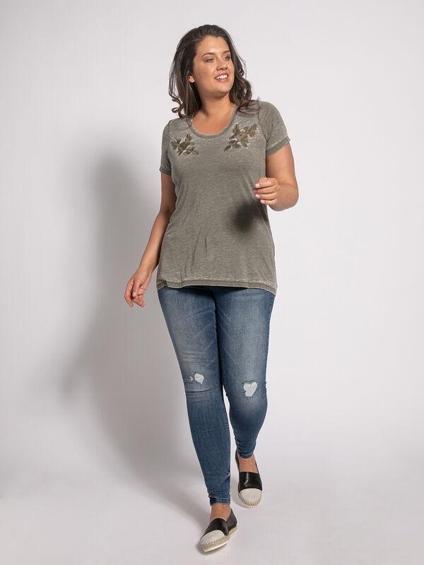 T-Shirt (große Größe)