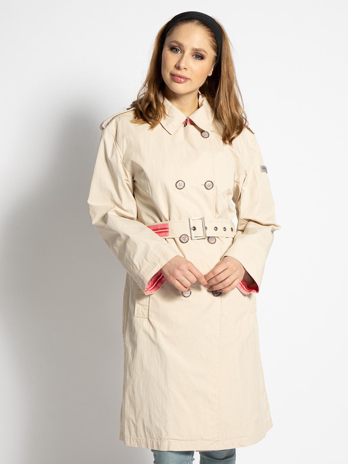 Frieda&Freddies Trenchcoat in beige für Damen, Größe: 44