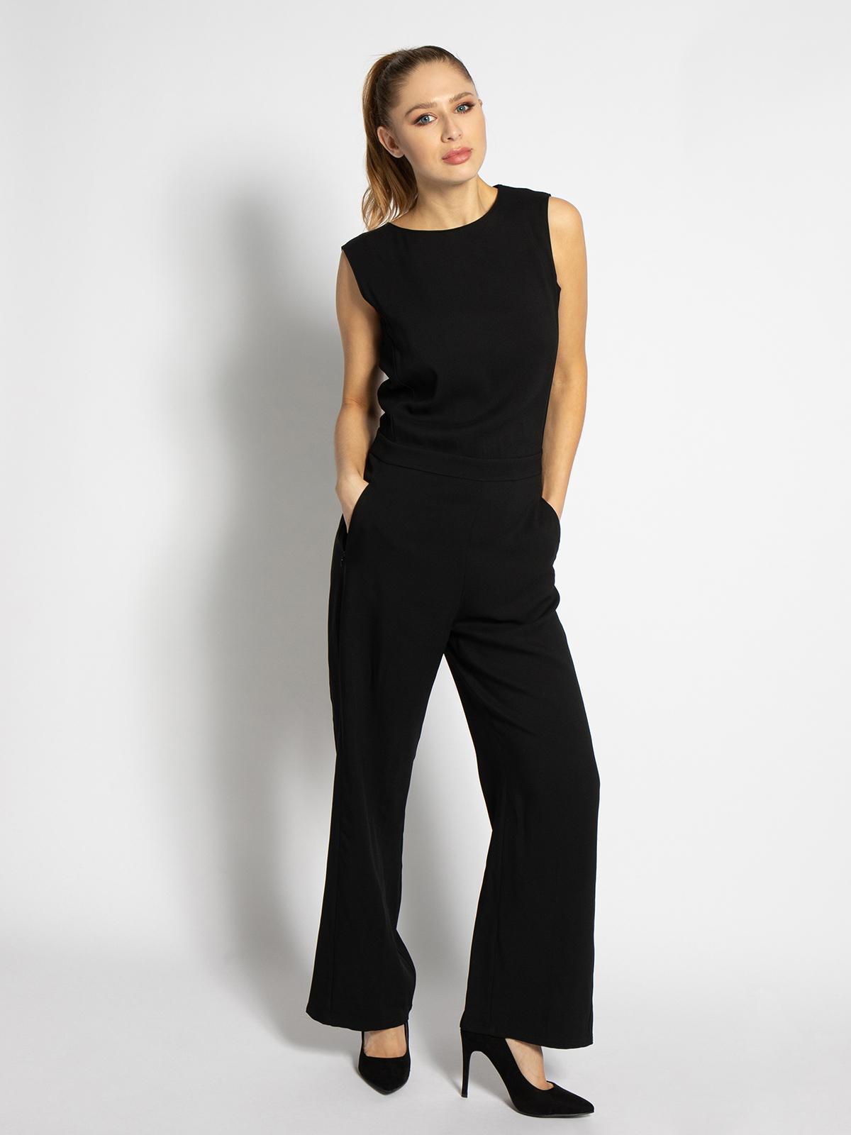 Marc O'Polo Jumpsuit in schwarz für Damen, Größe: 42