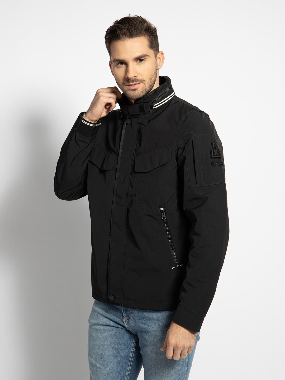 Gaastra Jacke in schwarz für Herren, Größe: M