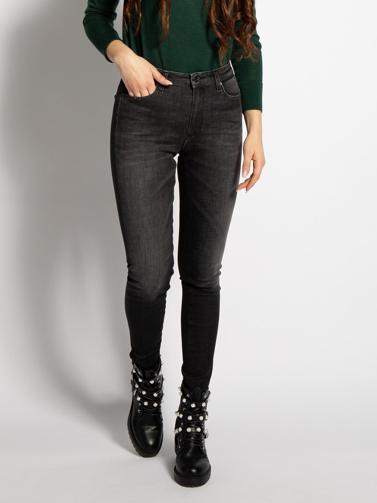 Tommy Hilfiger Sylvia Jeans in schwarz für Damen, Größe: 33-32