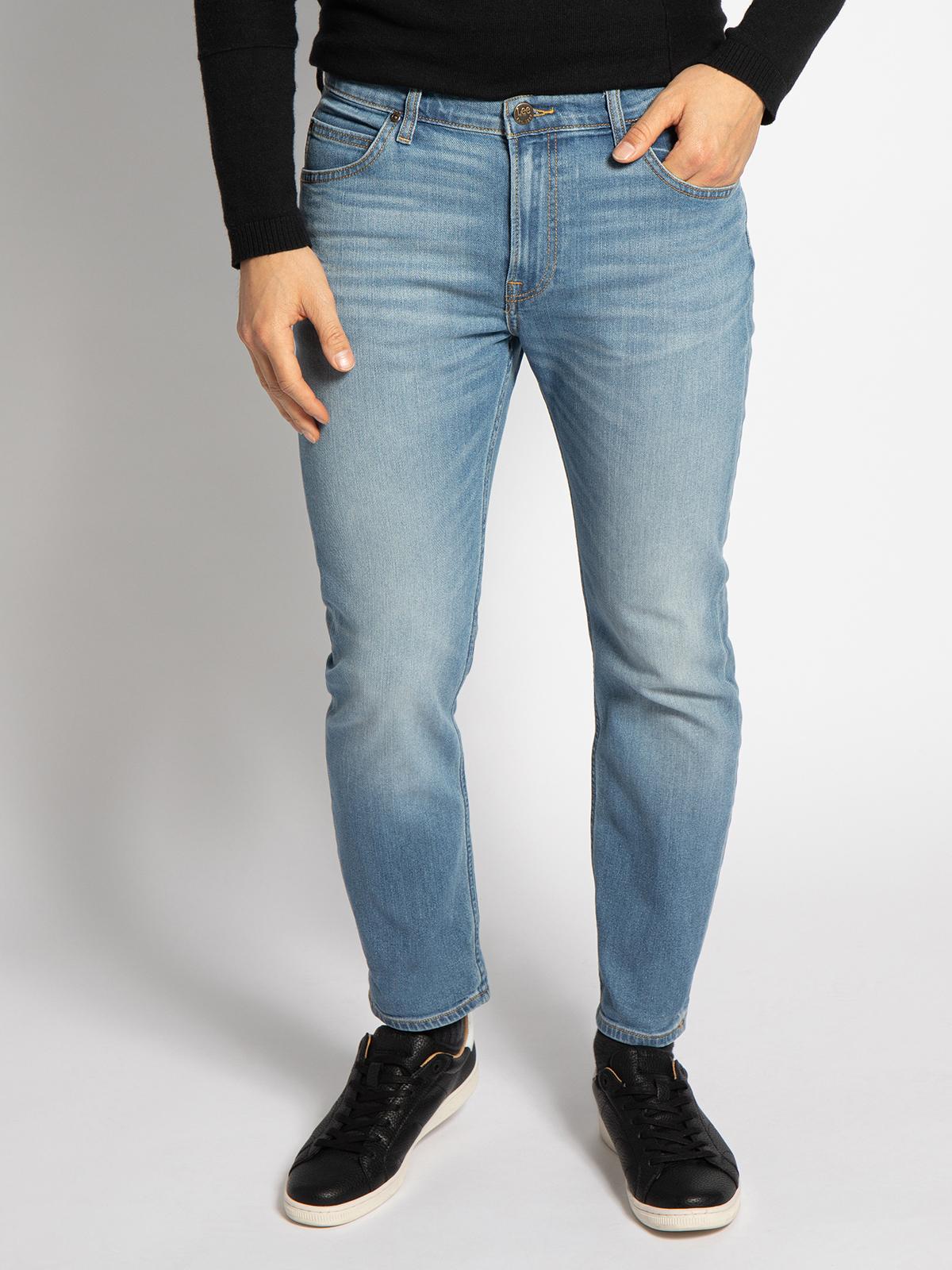 Lee Rider Jeans in blau für Herren, Größe: 36-34