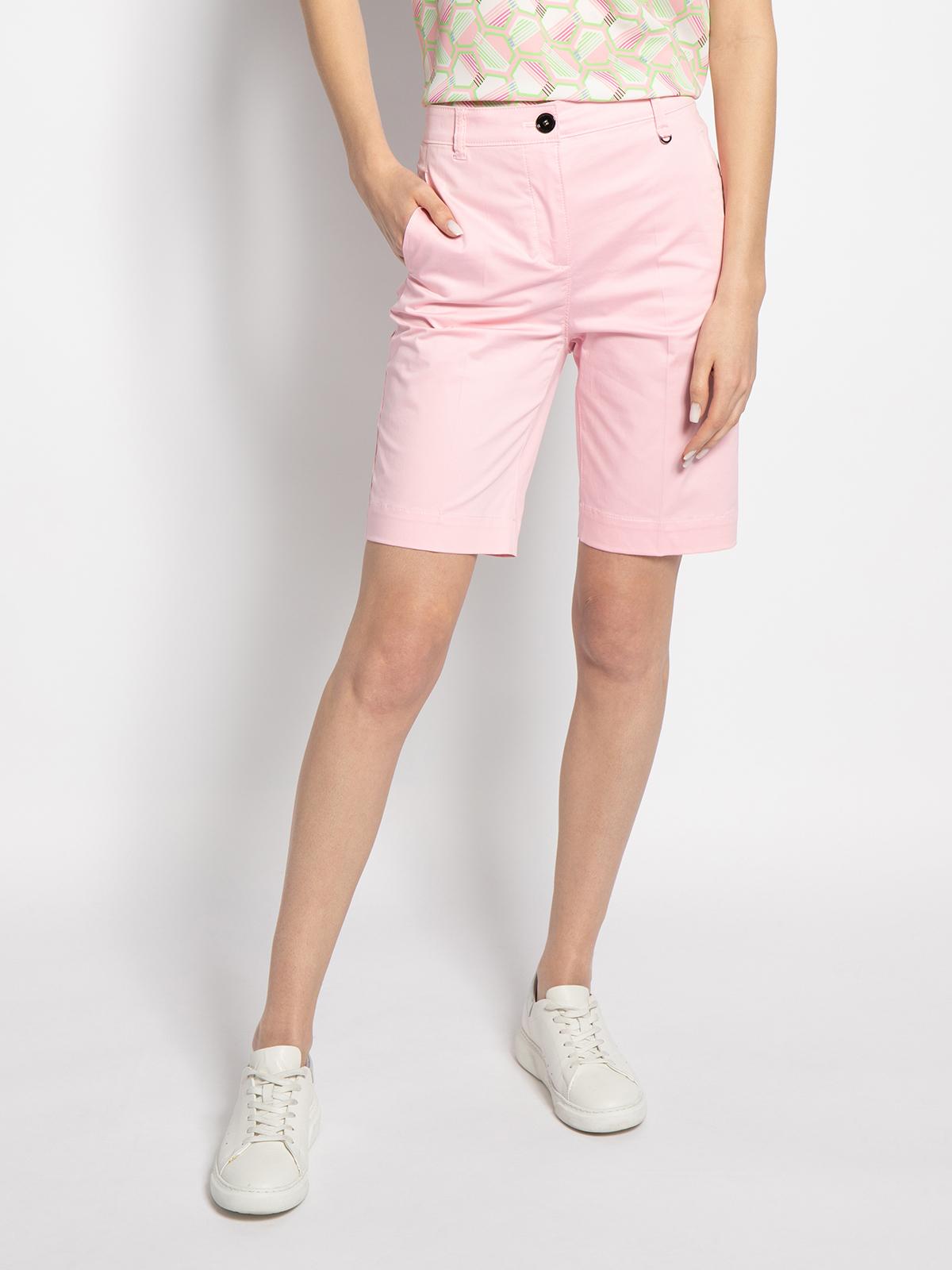 Marc Cain Shorts in rosa für Damen, Größe: 36