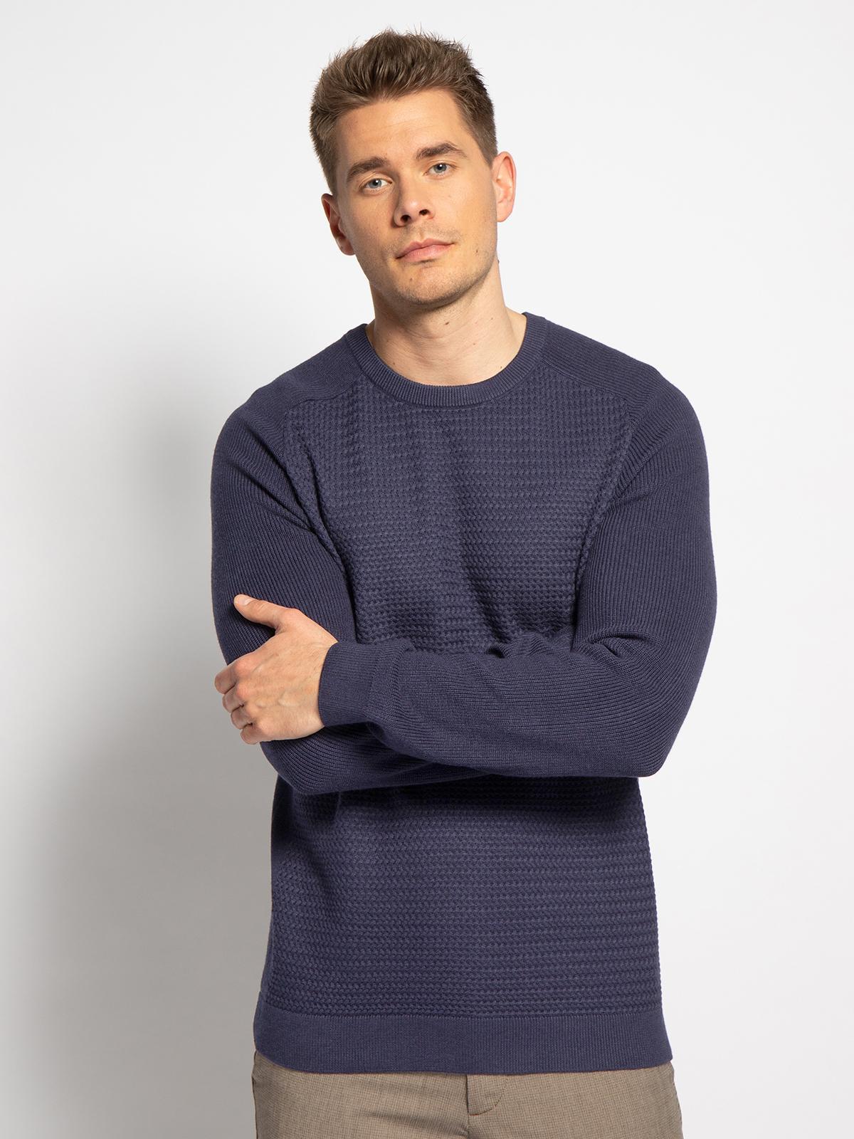 Jack&Jones Pullover in blau für Herren, Größe: XL