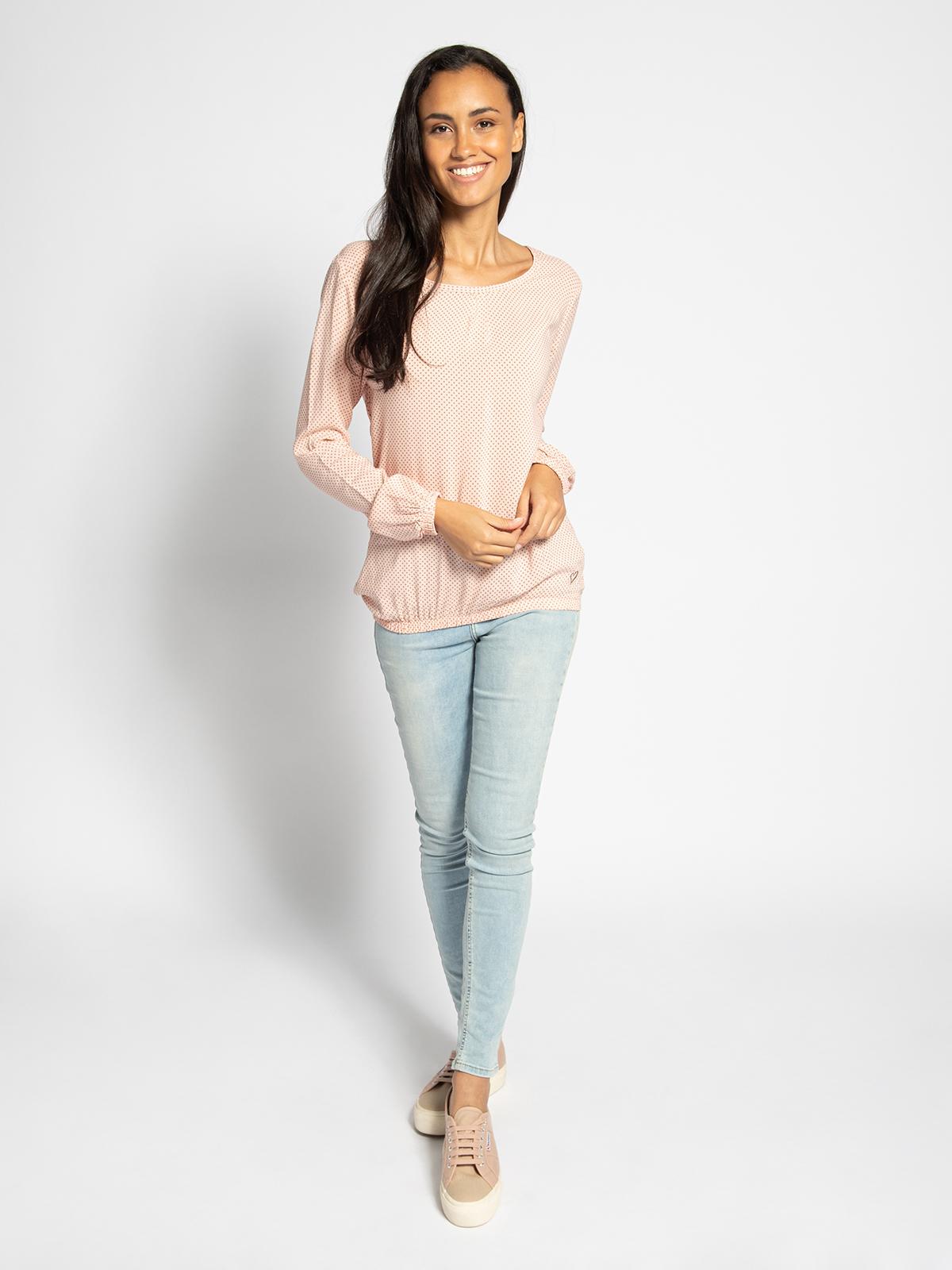 Alife & kickin Blouseachtig shirt in roze voor Dames