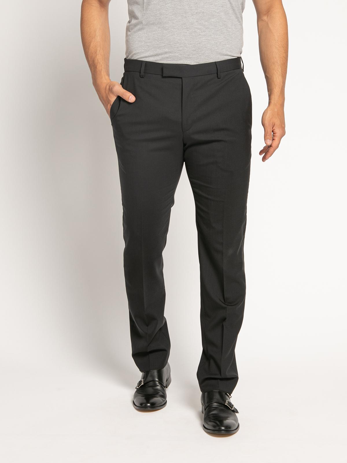 Strellson Hose in schwarz für Herren, Größe: 90