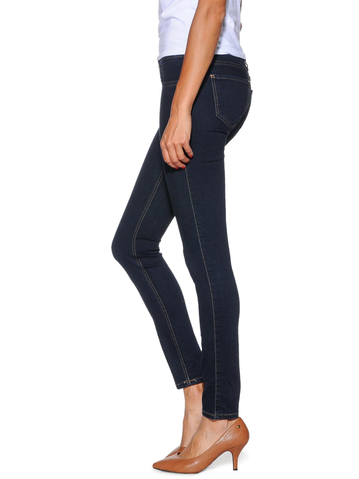 LTB Spijkerbroek in blauw voor Dames