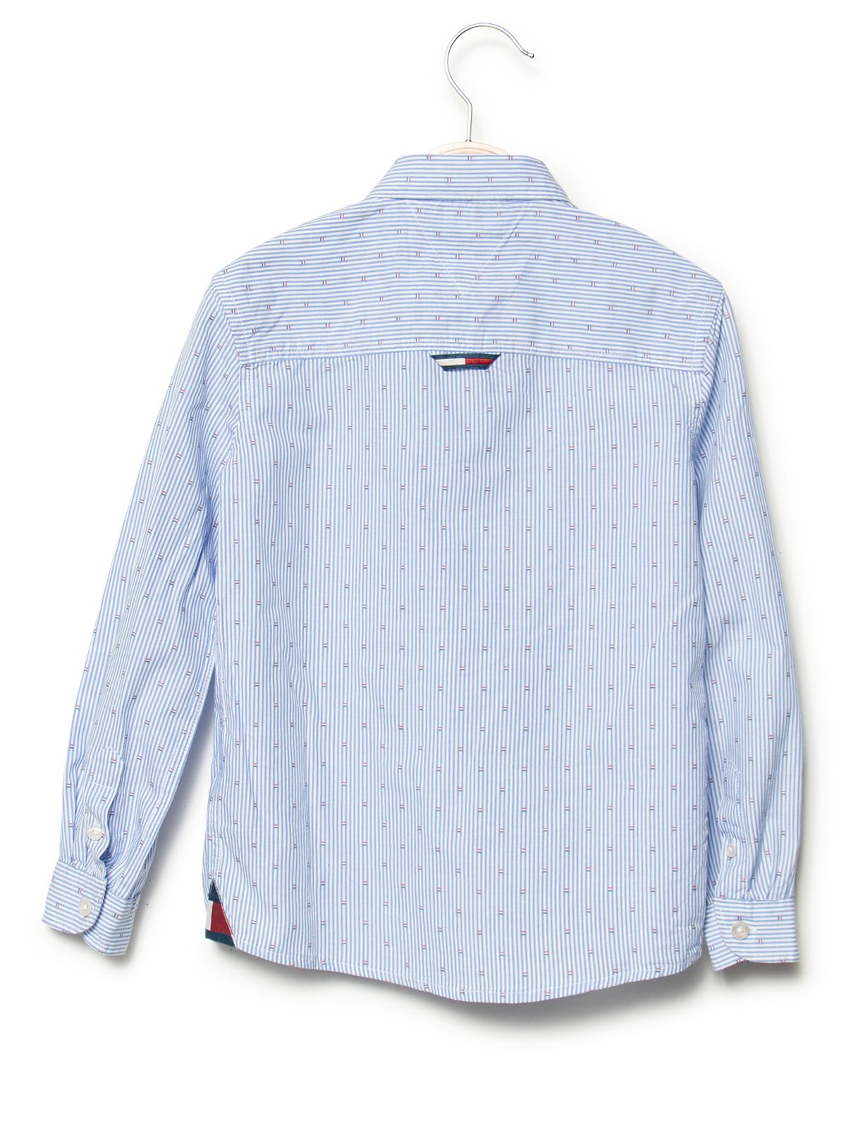 Tommy Hilfiger Overhemd in blauw voor Heren