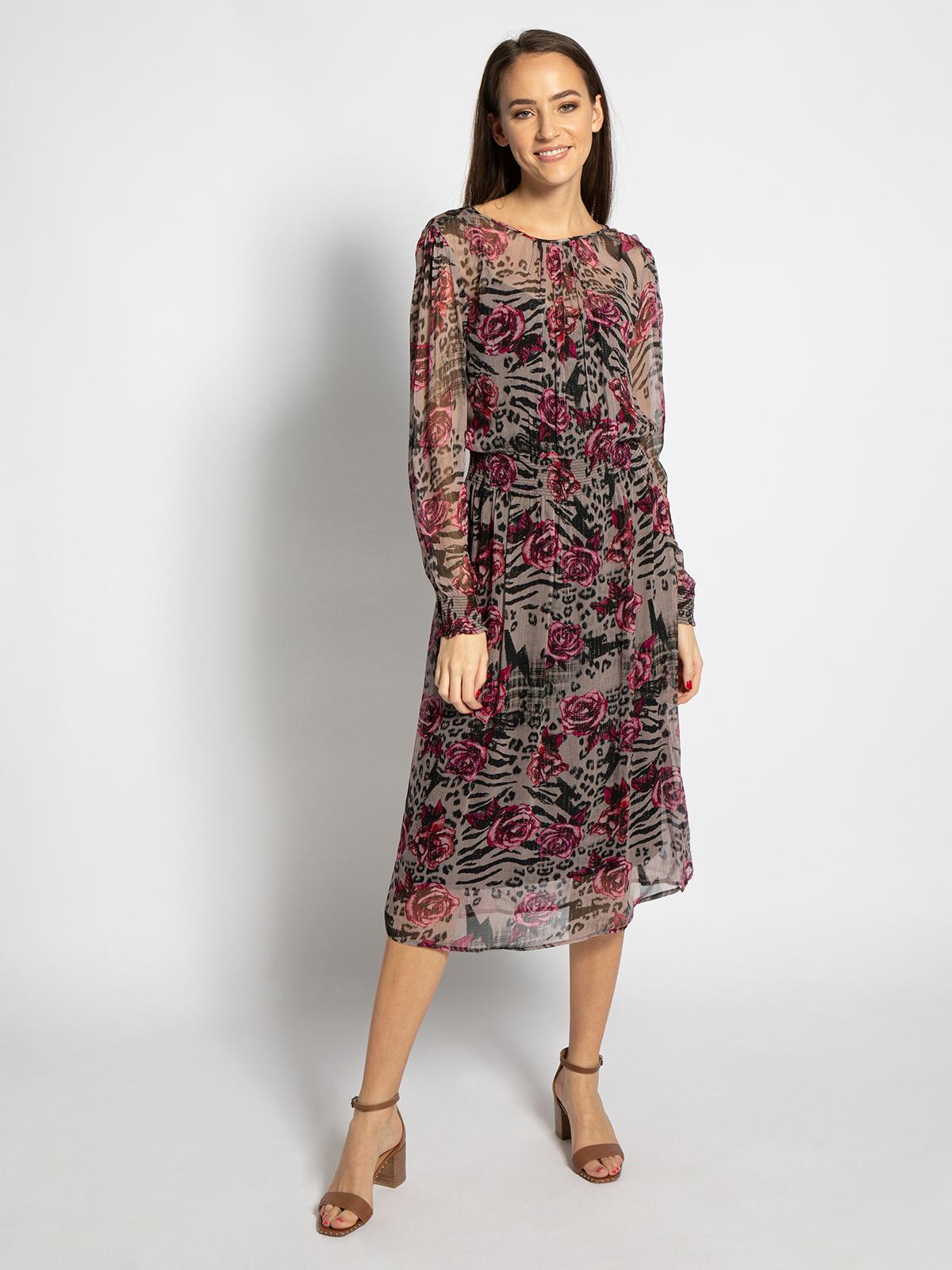 Malvin Kleid in rosa für Damen, Größe: 40
