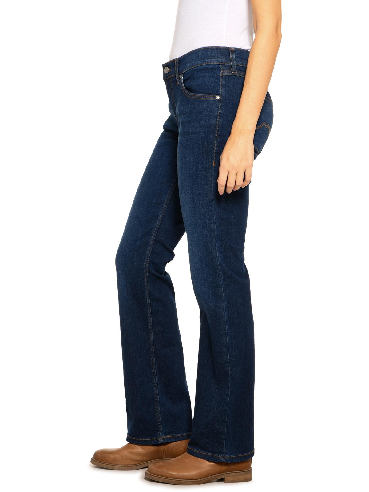 Mustang Spijkerbroek Girls Oregon in blauw voor Dames