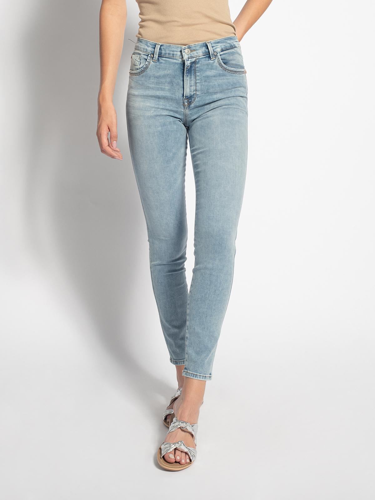 LTB New Tanya B Jeans in blau für Damen, Größe: 25-36
