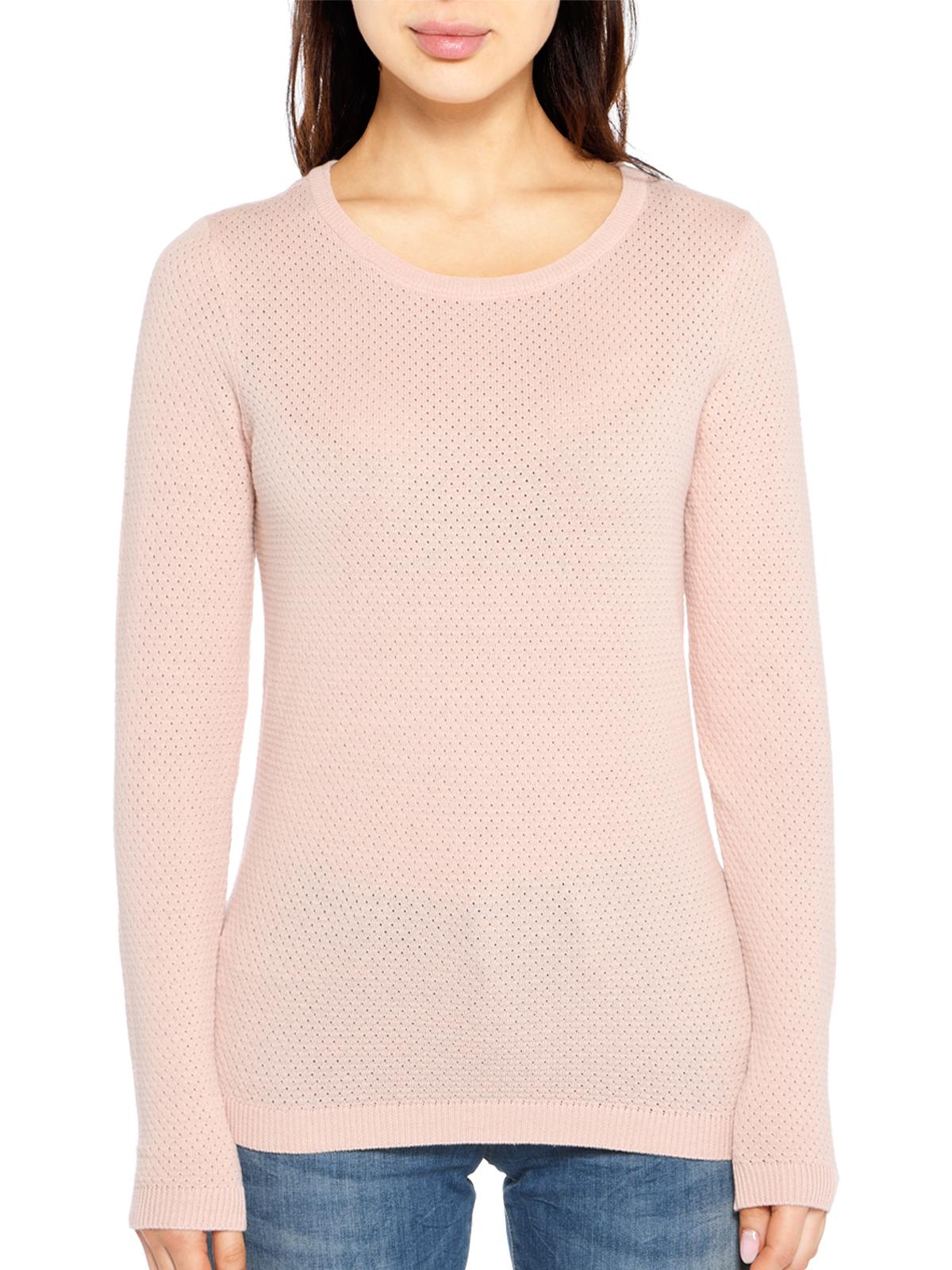 Vero Moda Pullover in rosa für Damen, Größe: L