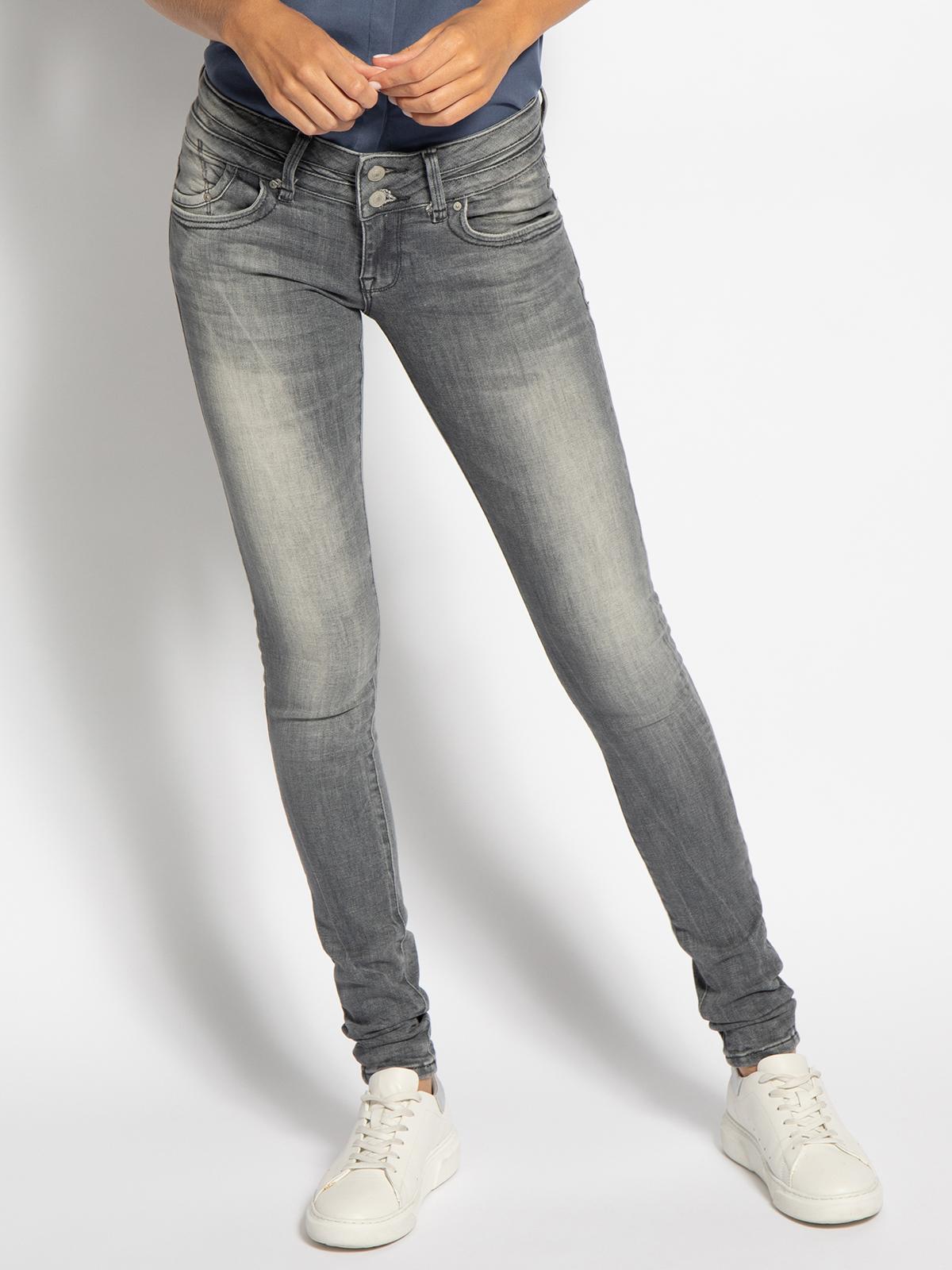 LTB Julita Jeans in grau für Damen, Größe: 33-32
