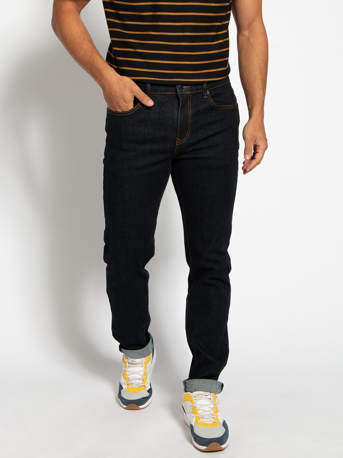 Khujo Manfred Jeans in blau für Herren, Größe: 29