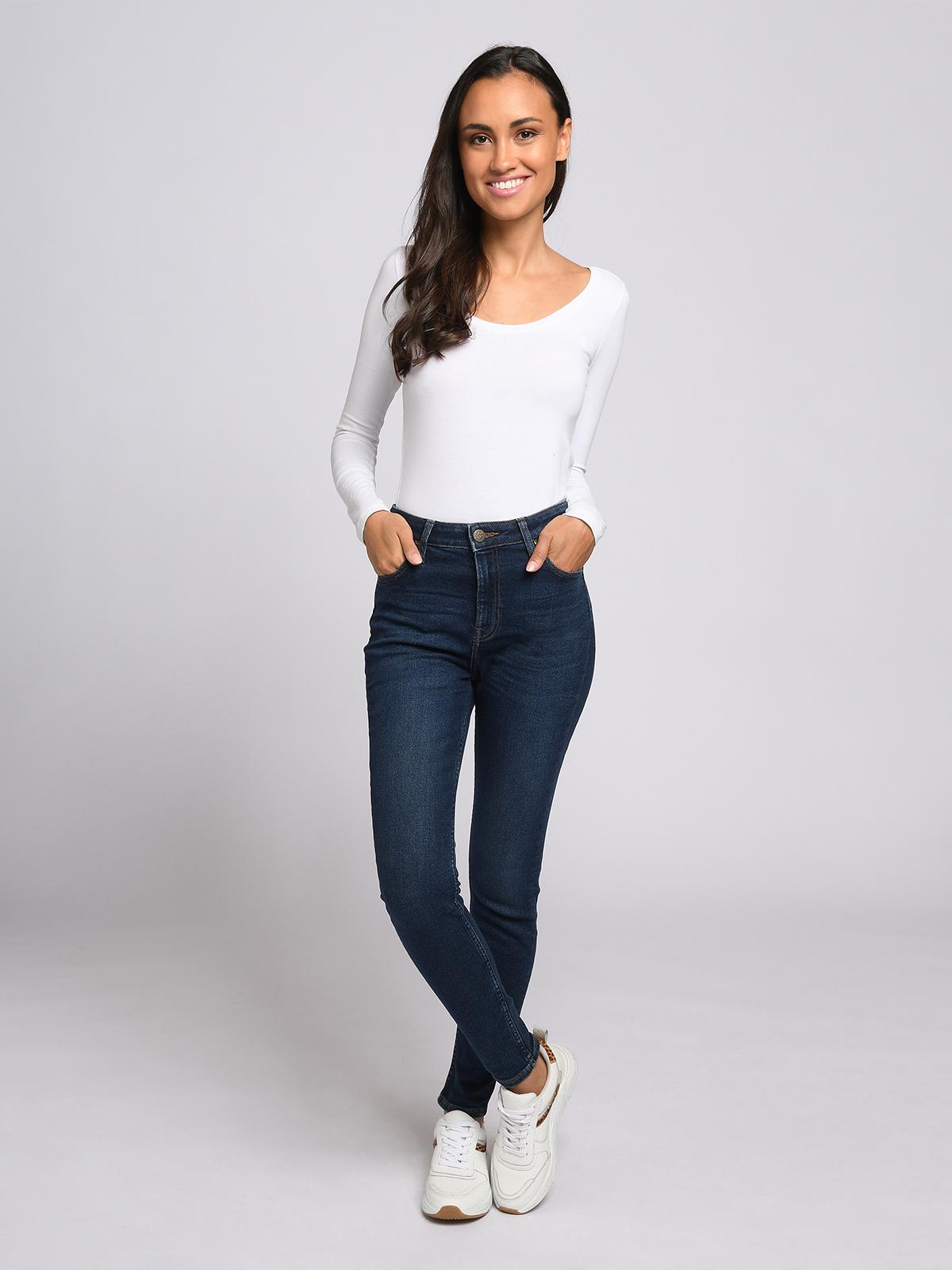 Lee Ivy Jeans in blau für Damen, Größe: 26-31