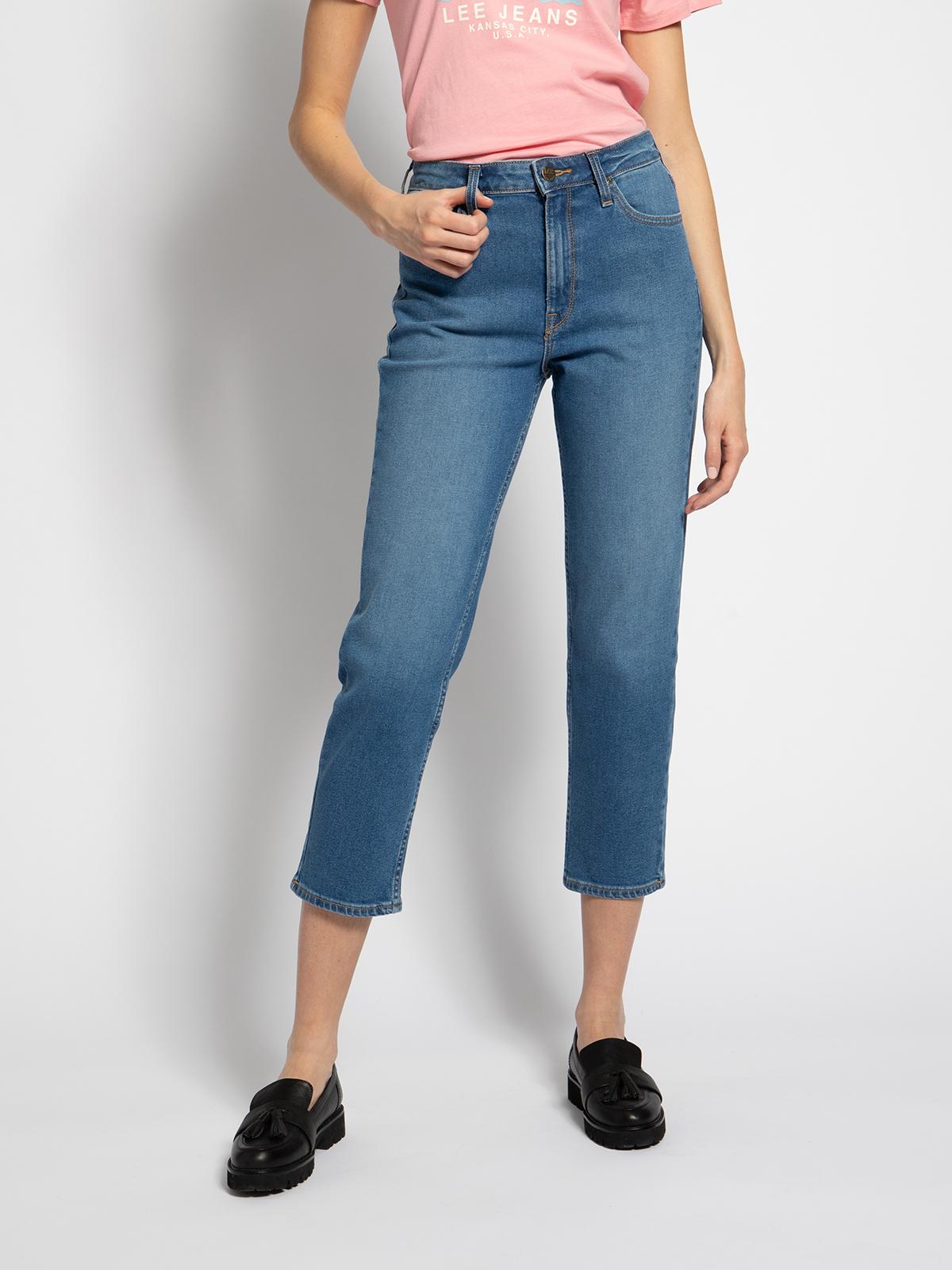 Lee Carol Jeans in blau für Damen, Größe: 33-33