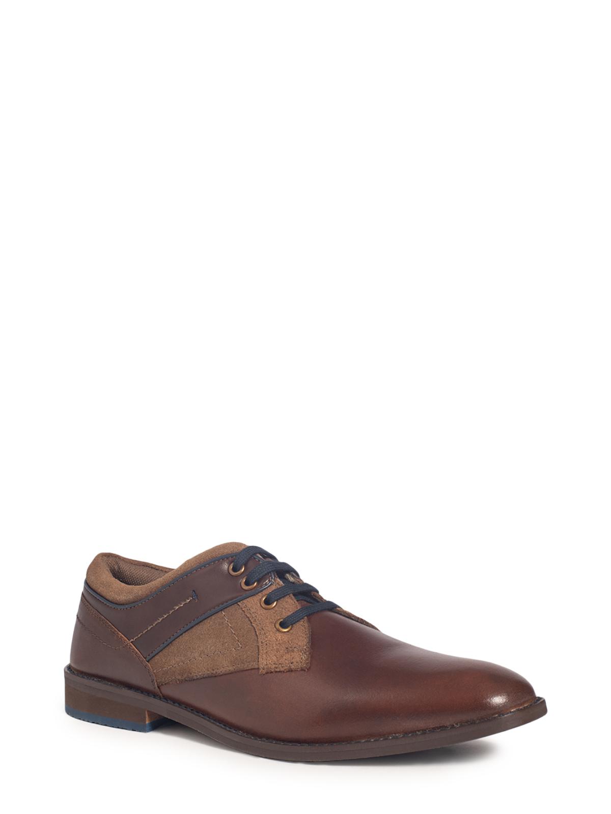 Cafe Moda Business schoenen in bruin voor Heren