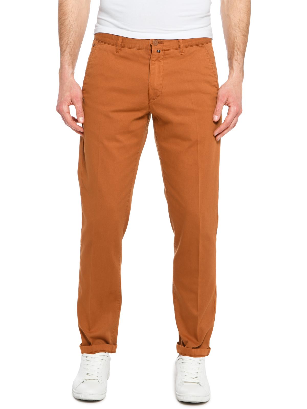 Marc O'Polo Chinohose in orange für Herren, Größe: 31-34
