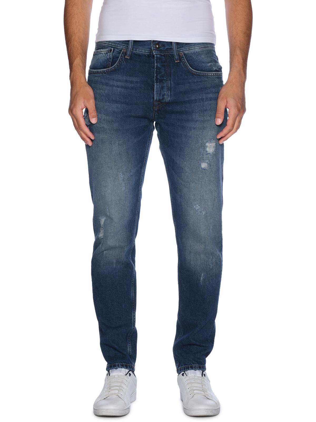 Pepe Jeans Malton Jeans in blau für Herren, Größe: 31-32