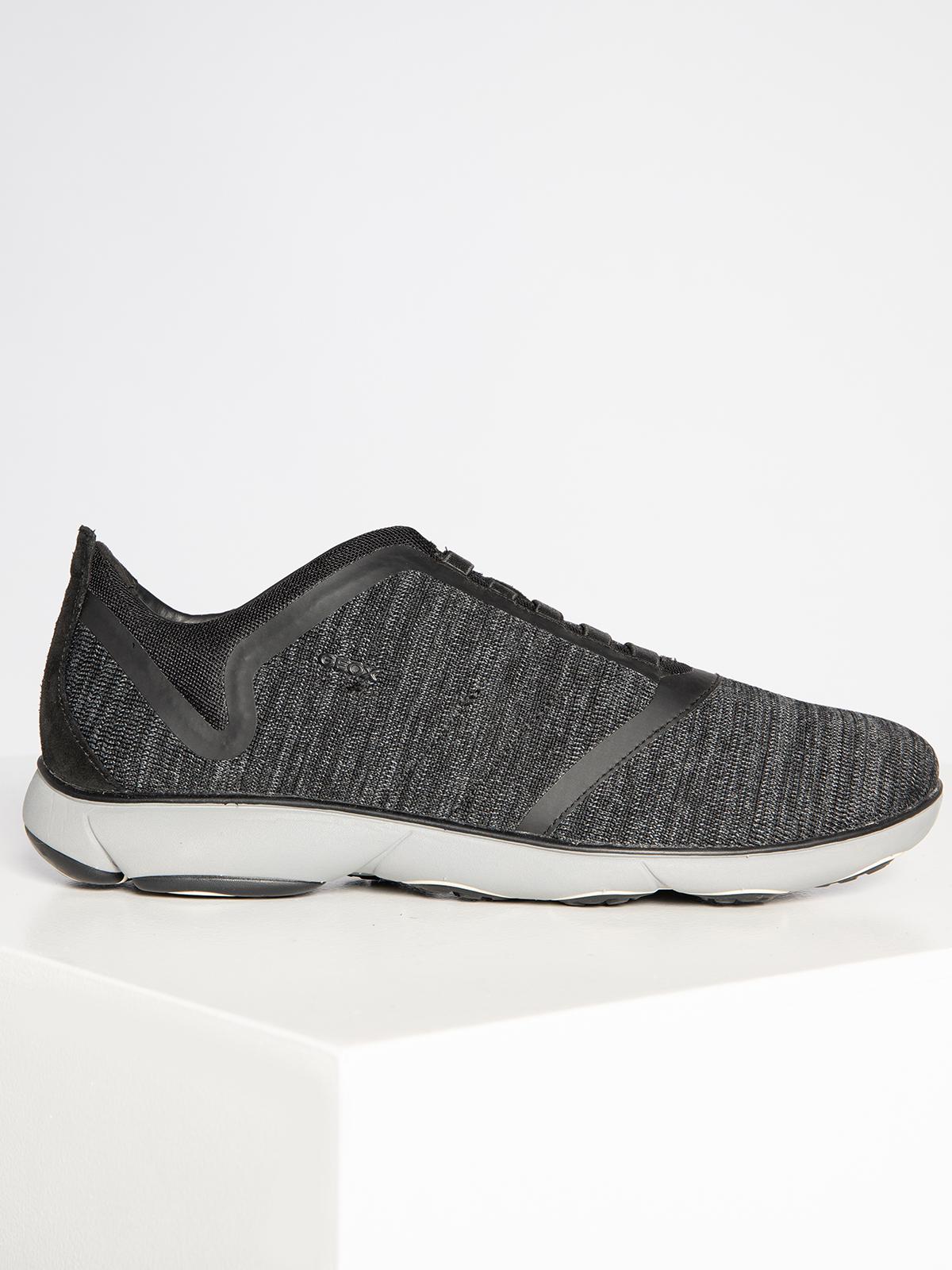 Geox Sneaker in schwarz für Herren, Größe: 42. Nebula F