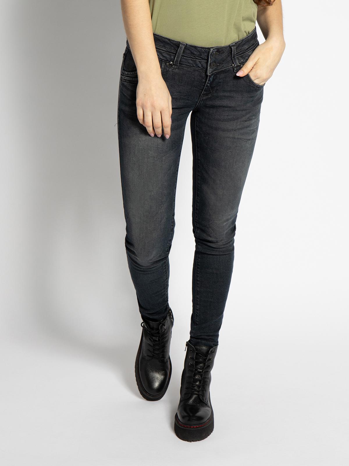 LTB Julita X Jeans in grau für Damen, Größe: 26-32