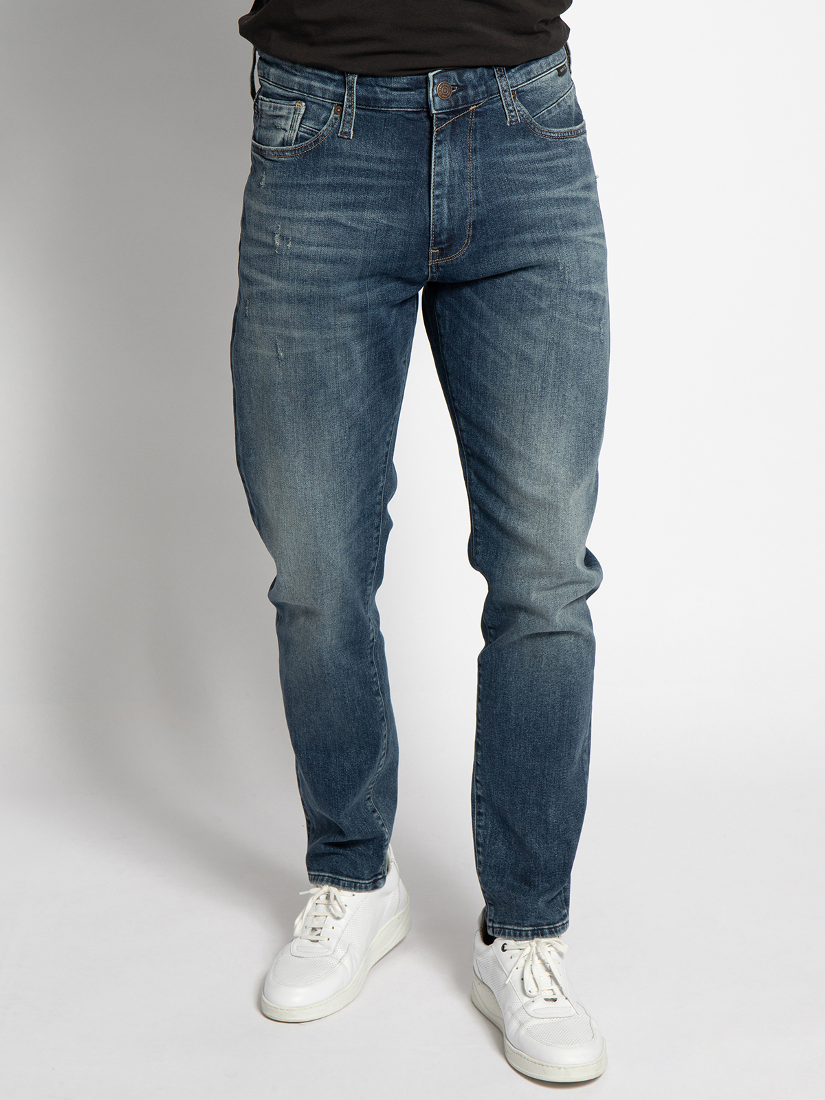Mavi Chris Jeans in blau für Herren, Größe: 34-32